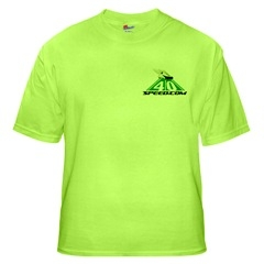Clcik here to order a high quality 40 Speed training T Shirt