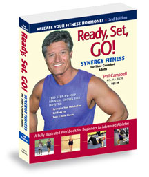 Click here to see Phil Campbell's fitness book Ready Set GO Synergy Fitness